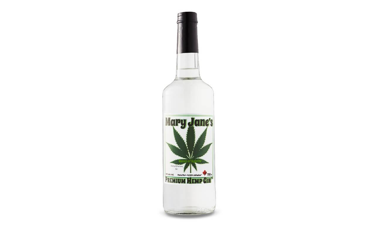 Mary Jane's Hemp Gin