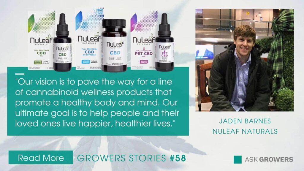 NuLeaf Naturals interview link