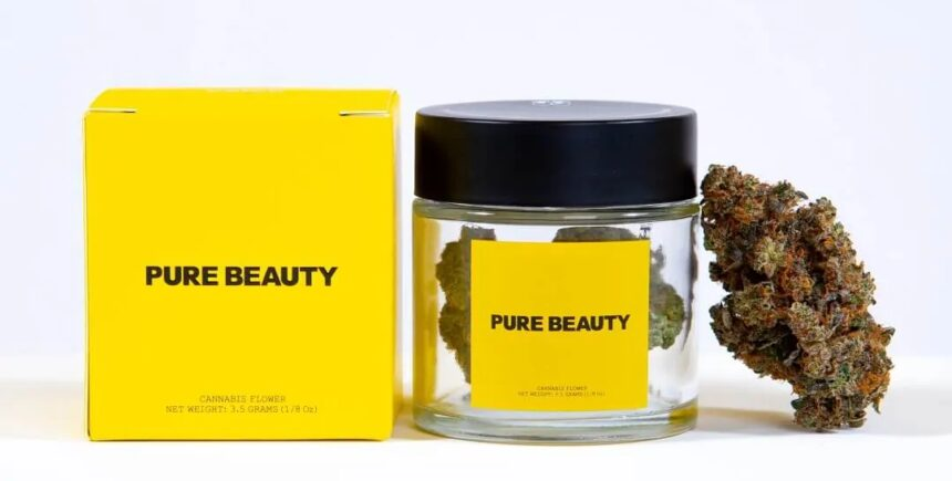 Pure Beauty product