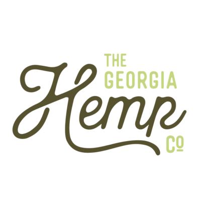 The Georgia Hemp Company Logo