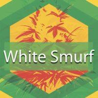 White Smurf Logo