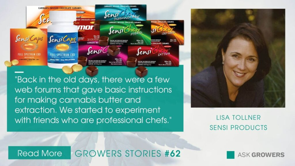 Sensi Products interview link