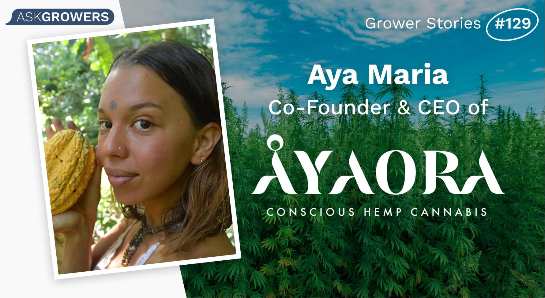 Ayaora interview header