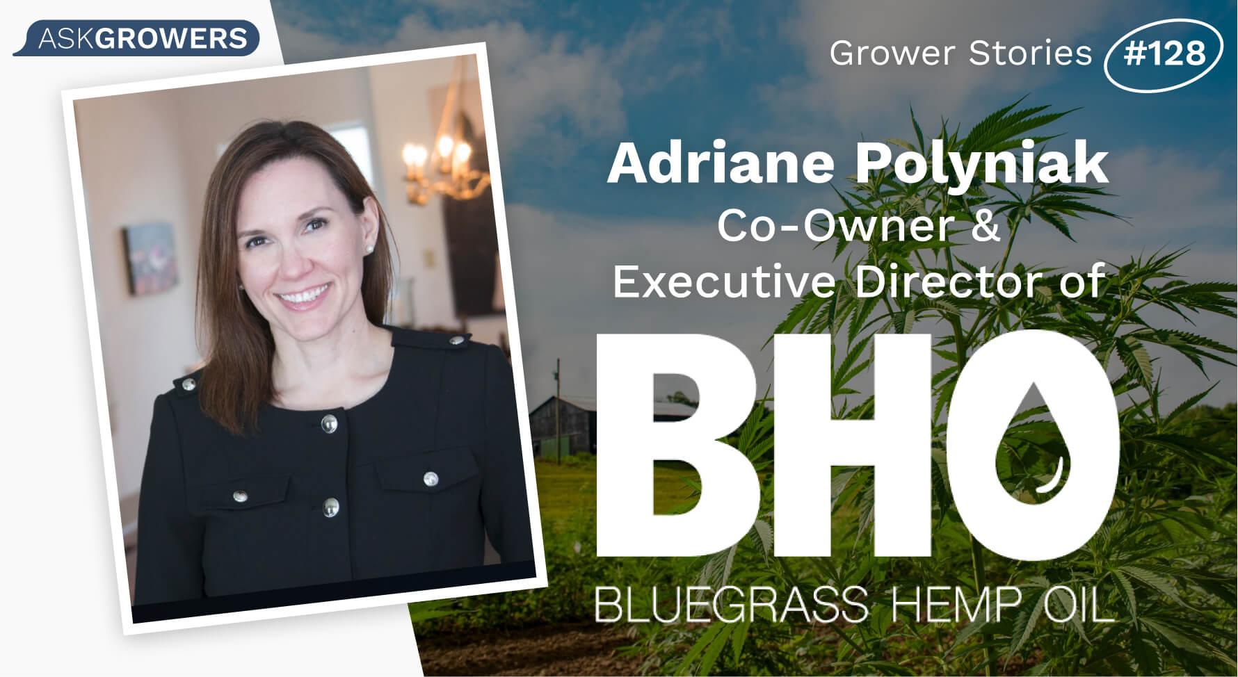 Bluegrass Hemp Oil interview header